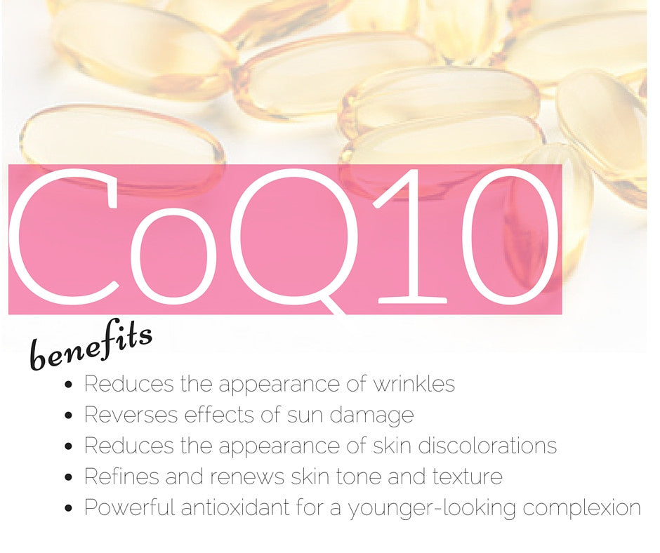 CoQ10 benefits