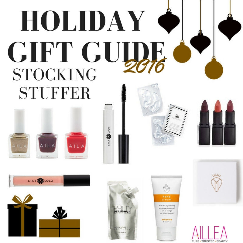 holiday gift guide 2016 stocking stuffers