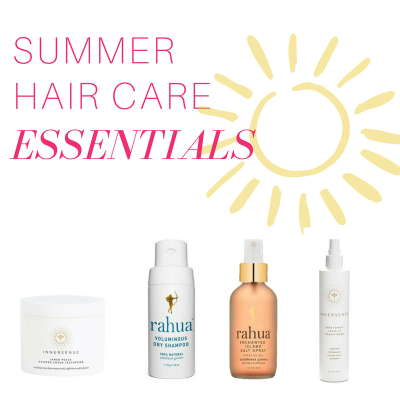 summer hair care essentials