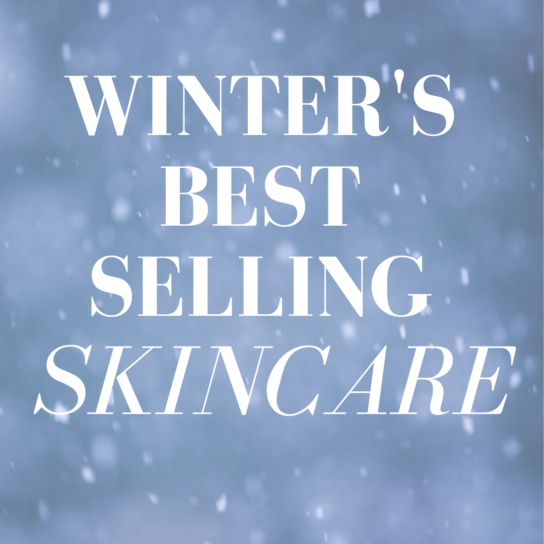 winter's best selling skincare