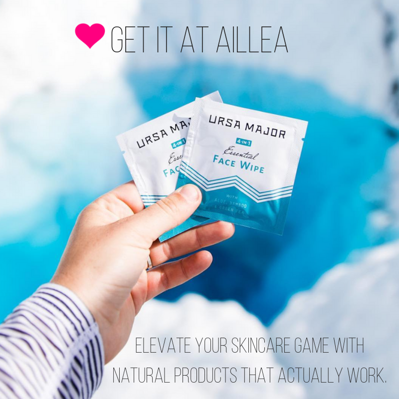 get it at aillea. elevate your skincare game with natural products that actually work - ursa major