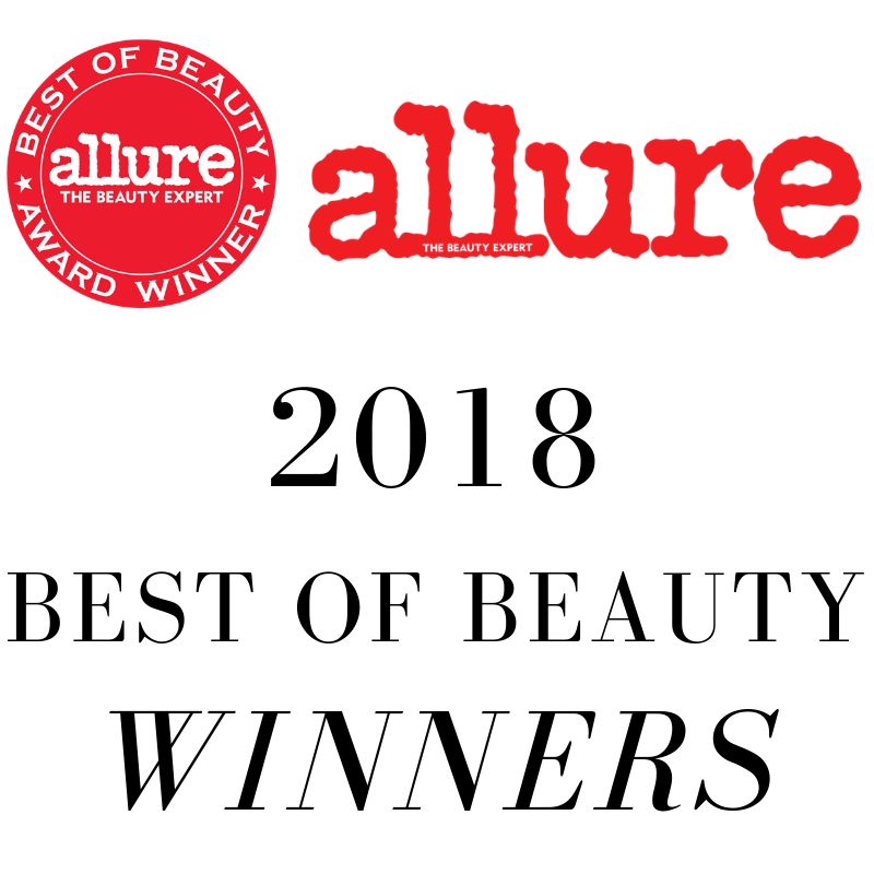 Allure 2018 Best of Beauty Winners!