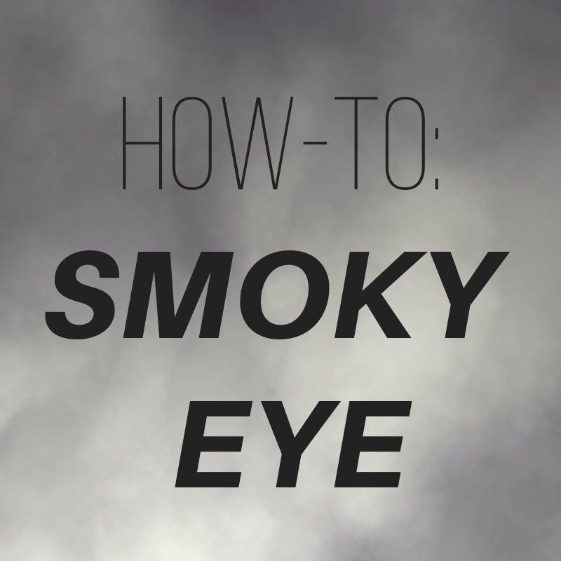 HOW-TO: Smoky Eye🖤