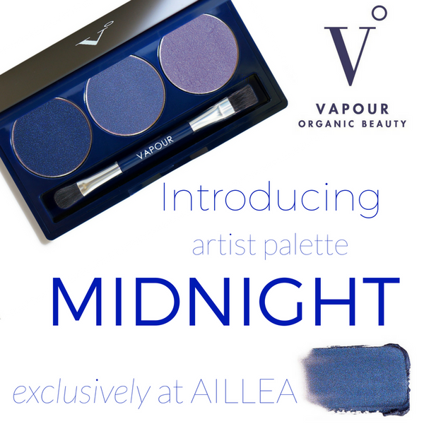 AILLEA EXCLUSIVE - Vapour Midnight Eye Palette