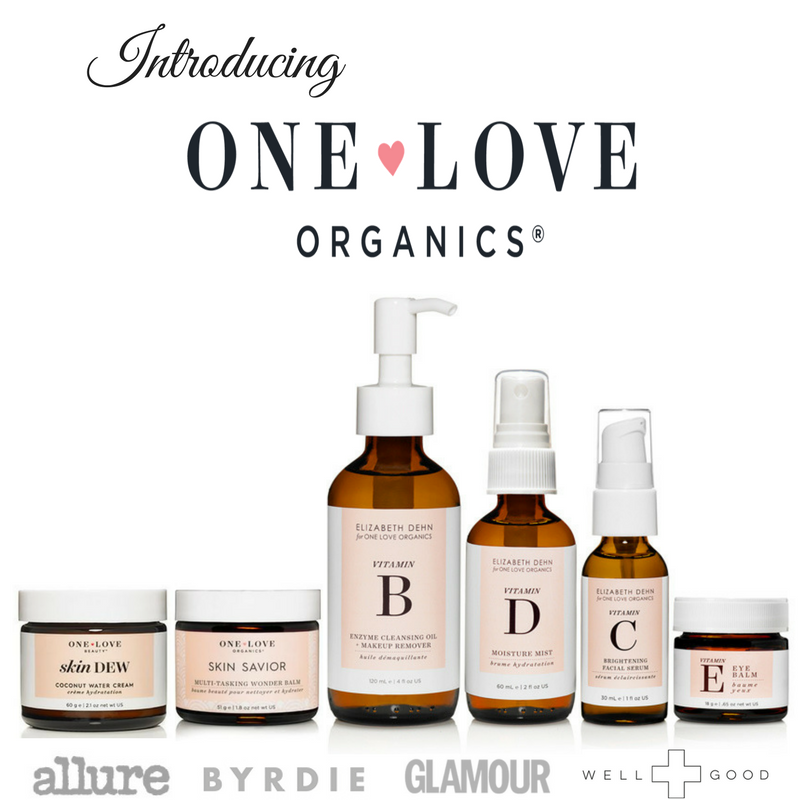 introducing one love organics