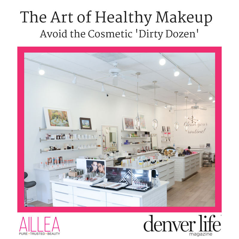 The Art of Healthy Makeup