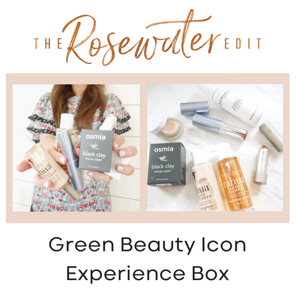 Green Beauty Icon Experience Box!!