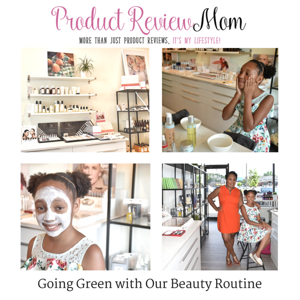 Going Green with Our Beauty Routine