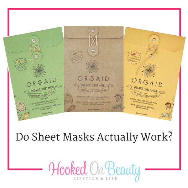 Do Sheet Masks Actually Work?
