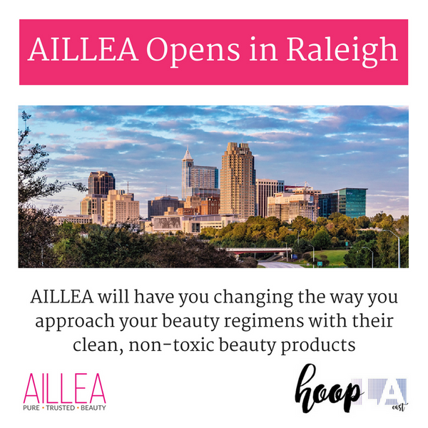 Aillea Opens in Raleigh