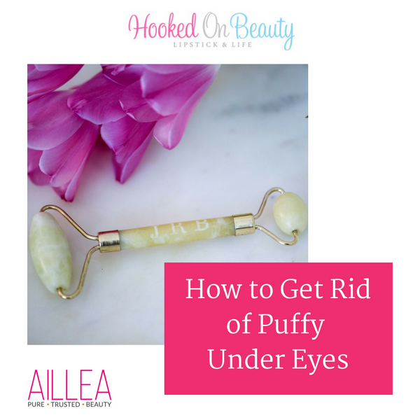 How to Get Rid of Puffy Under Eyes