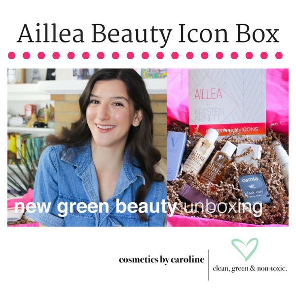 Aillea Beauty Icon Box