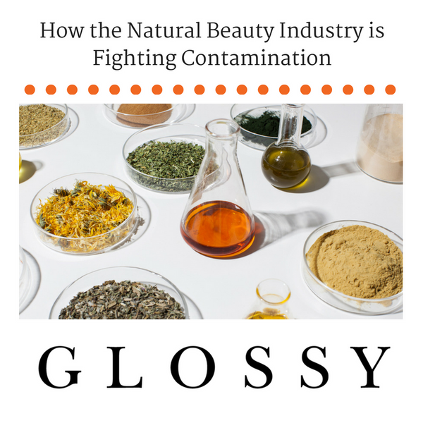 How the Natural Beauty Industry is Fighting Contamination