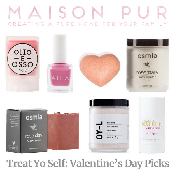 Treat Yo Self: Valentine's Day Picks