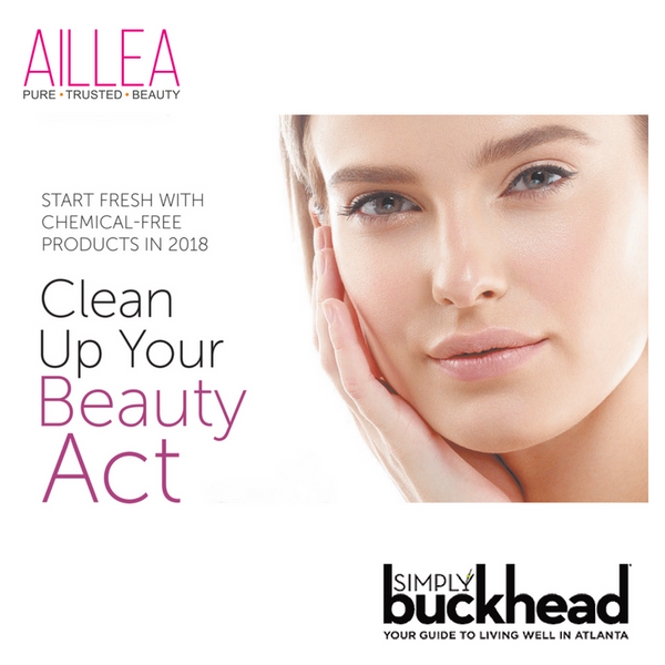 Clean Up Your Beauty Act
