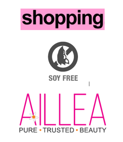 shopping soy free at aillea