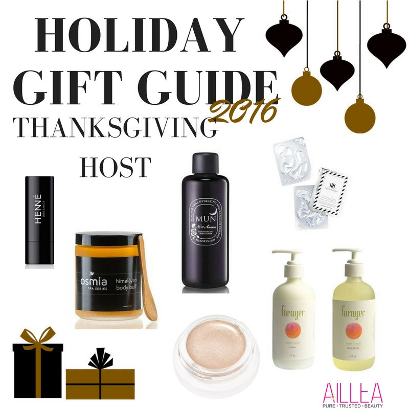 holiday gift guide 2016: thanksgiving host