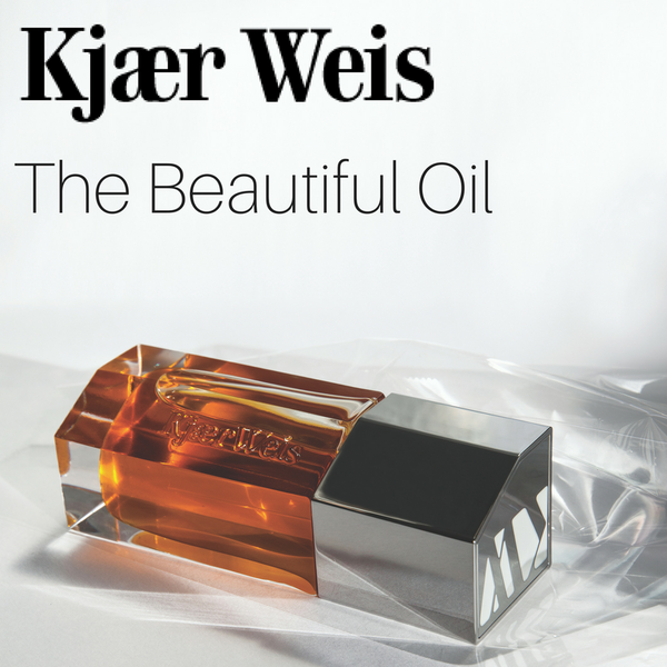 NEW - The Beautiful Oil from Kjaer Weis