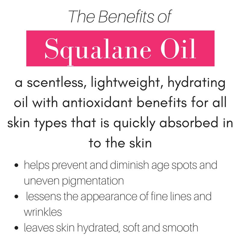the benefits of squalane oil