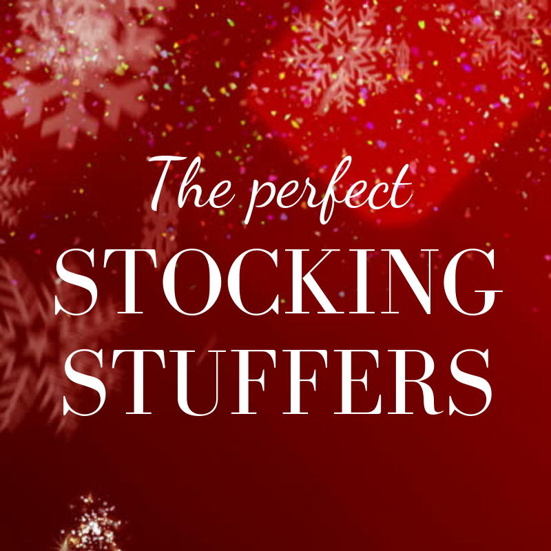 The perfect gifts for everyone's stocking🎁