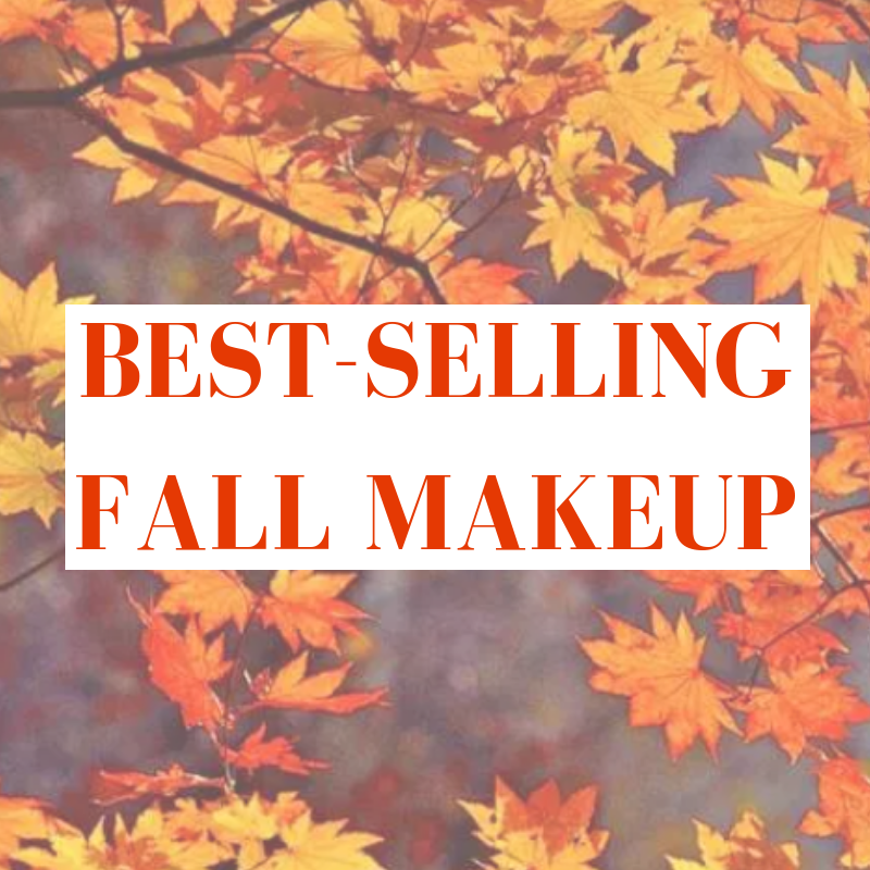 best-selling fall makeup