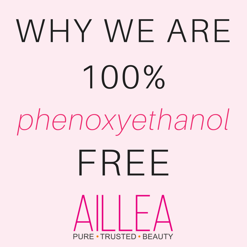 why we are 100% phenoxyethanol free
