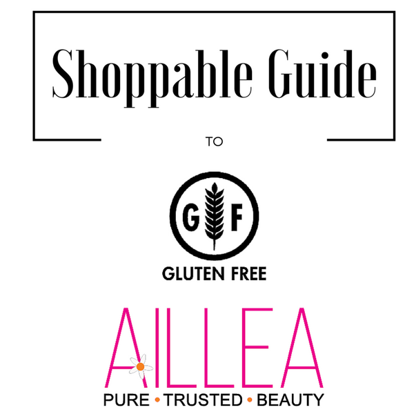 Gluten Free Products at AILLEA