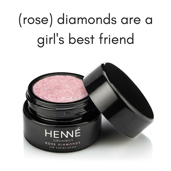 (Rose) Diamonds Are A Girl's Best Friend