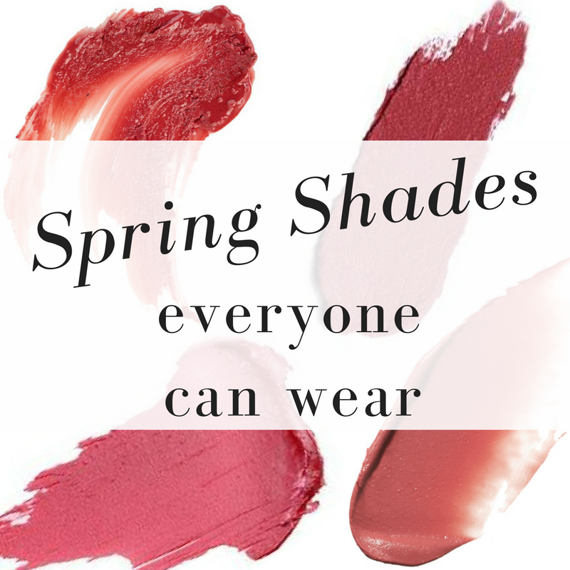 Spring Shades Everyone Can Pull Off