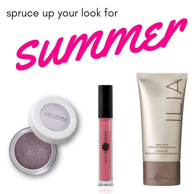 Spruce Up Your Look for Summer!