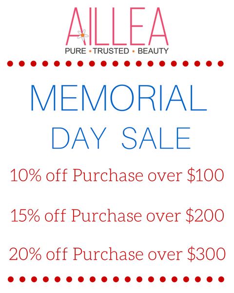 Memorial Day FLASH SALE!