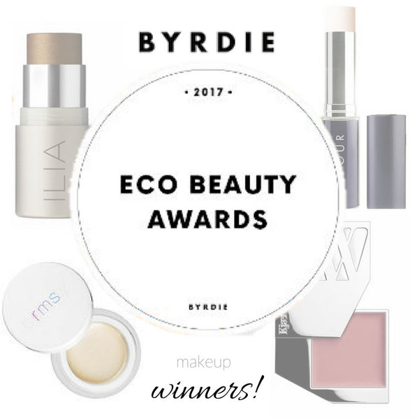 Congratulations to Byrdie's Eco Beauty Award Winners! - Makeup