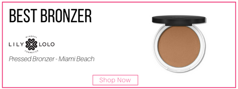 best bronzer: lily lolo pressed bronzer in the shade miami beach