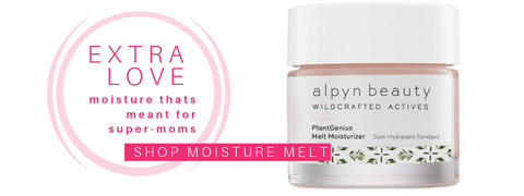 moisture melt from alpyn beauty. extra love moisture that's meant for super moms.