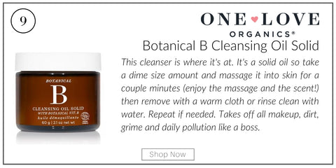 One Love Organics Vitamin B Cleanser