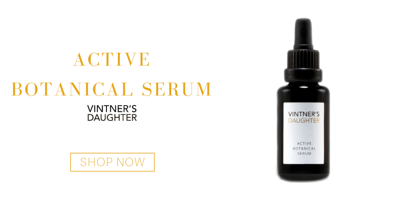 active botanical serum from vintner's daughter