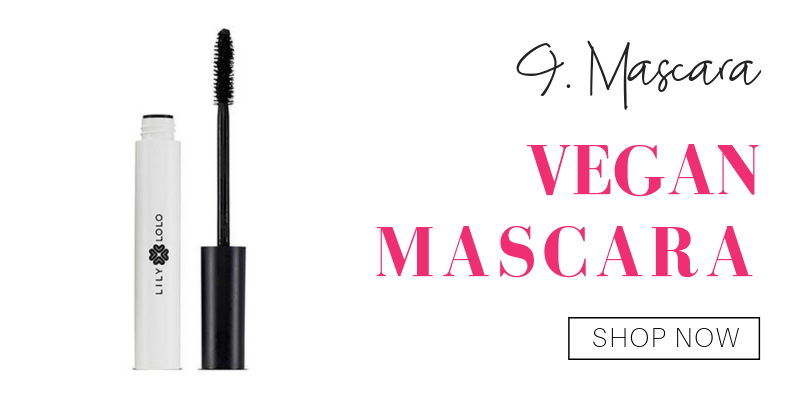 9. mascara: vegan mascara from lily lolo