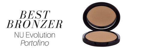 best bronzer: nu evolution portofino