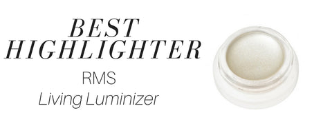 best highlighter: RMS living luminizer