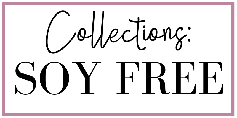 collections: soy free