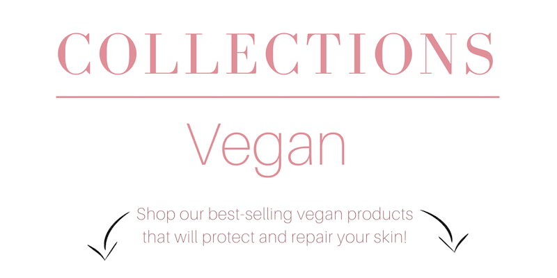 collections: vegan. shop our best-selling vegan products that will protect and repair your skin.