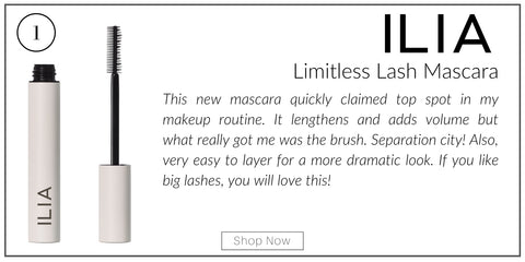 #1 ILIA Limitless Length Mascara