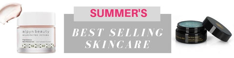 summer's best selling skincare
