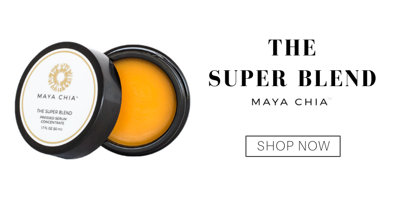 the super blend from maya chia