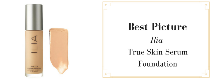 best picture: ilia true skin serum foundation