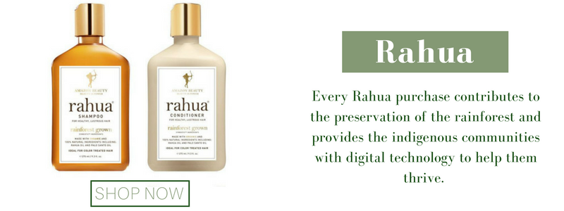 rahua: every rahua purchase contributes to the preservation of the rainforest and provides the indigenous communities with digital technology to help them thrive.