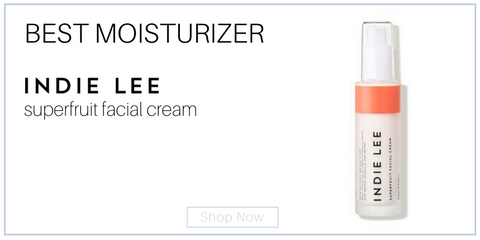 best moisturizer indie lee super fruit cream