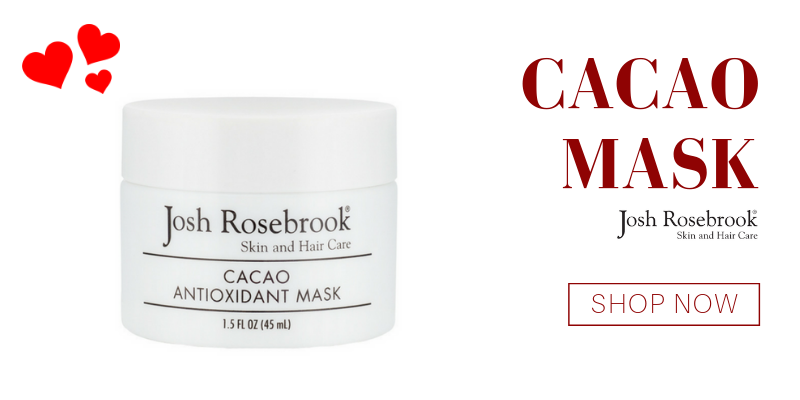 cacao mask from josh rosebrook