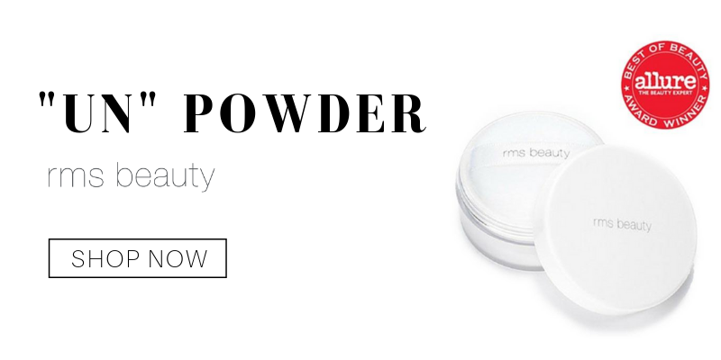 """un"" powder from rms beauty"