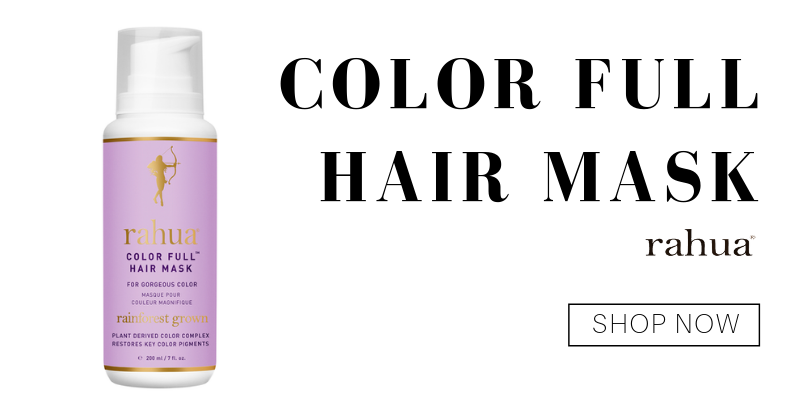color full hair mask from rahua